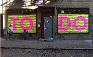 To Do in post-its